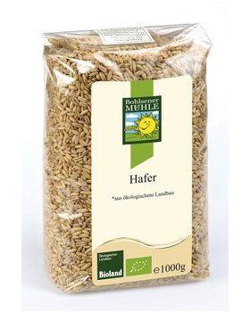 Bohlsener Mühle Hafer 1000 g