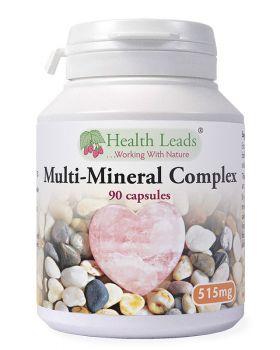 Health Leads Multi-Mineral Komplex 515 mg x 90 Kapseln