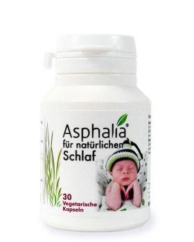 Asphalia für natürlichen Schlaf 30 Kaps (1 Monoat Vorrat)