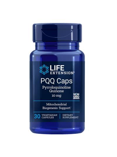 Life Extension - PQQ Kapseln - 10 mg - 30 vegetarische Kapseln