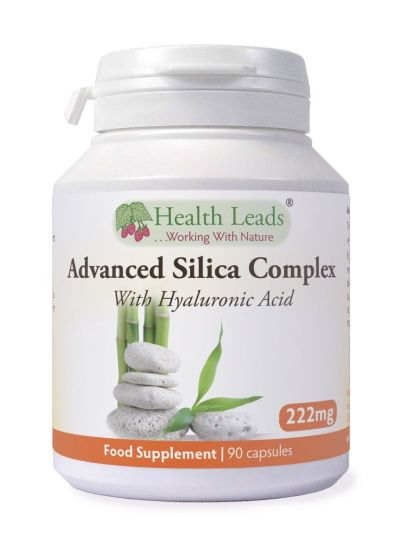 HEalth Leads Advanced Silica Complex 222 mg x 90 Kapseln