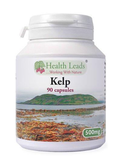 Kelp 500 mg x 90 Kapseln