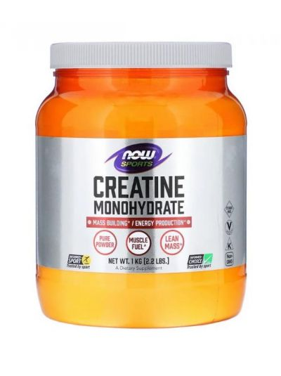 Now Foods Creatine Monohydrat 1 kg