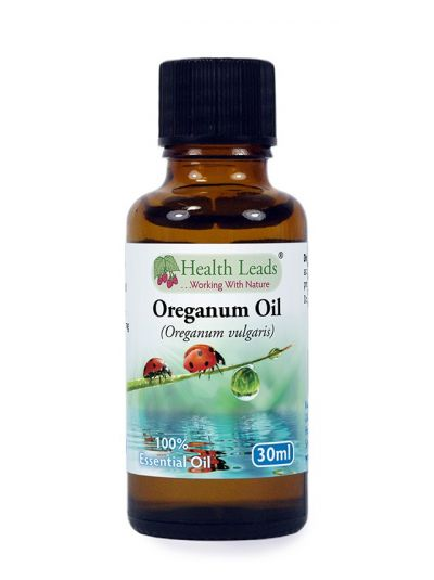 Health Leads Oregano Öl 30 ml