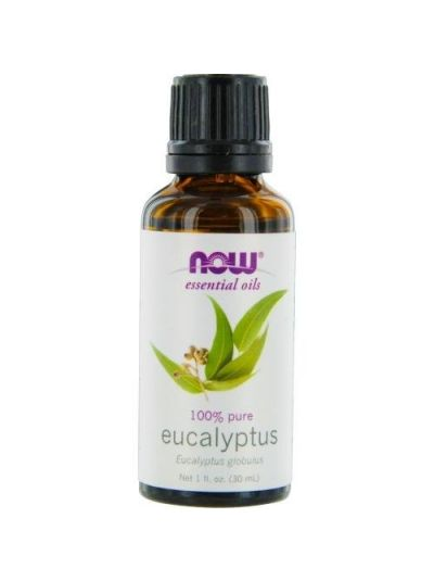 Now Foods Eukalyptus Öl 30 ml
