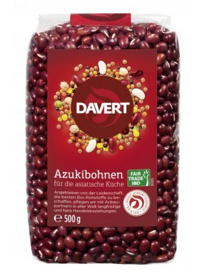 Davert Azukibohnen Fair Trade IBD 500g