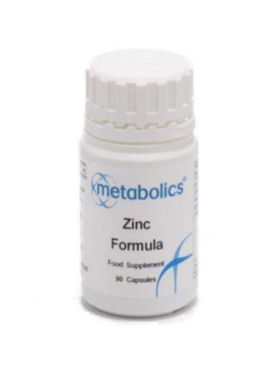 Metabolics Zink Bisglycinat Kupfer Formel 90 Kapseln