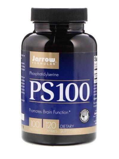 Jarrow Formulas PS 100 Phosphatidylserin 100 mg 120 Kapseln