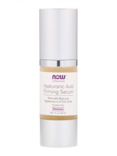 Now Foods Hyaluronic Acid Firming Serum 30 ml