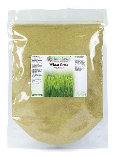 HEalth Leads Weizengraspulver 200g
