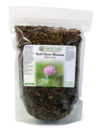 Health Leads Rote Kleeblüte Tee 100g