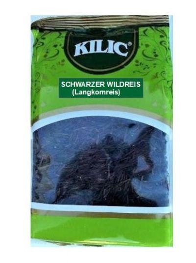 Megafood 100% Schwarzer wildreis (Langkornreis) 500 Gramm