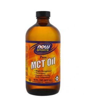 Now Foods 100% REINES MCT-ÖL 473 ML