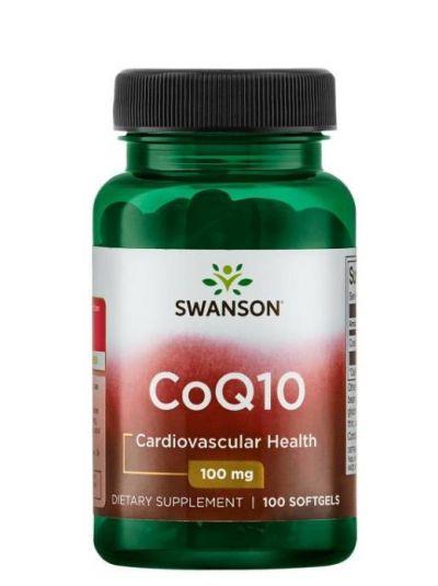 swanson Co-Q10 100 mg 100 Softgels