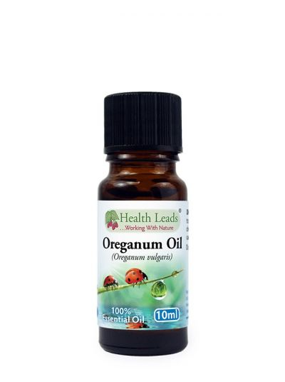 Health Leads Oregano Öl 10 ml