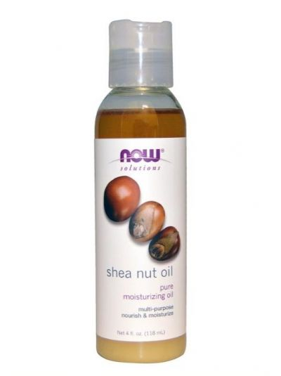 Now Foods Shea öl (Bio) 118 ml