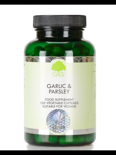 G&G Vitamins KNOBLAUCH & PETERSILIE - 120 KAPSELN