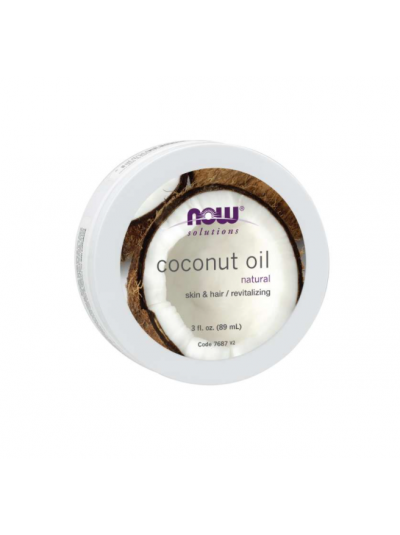 Now Foods Coconut Oil NATÜRLICH REVITALISIEREND