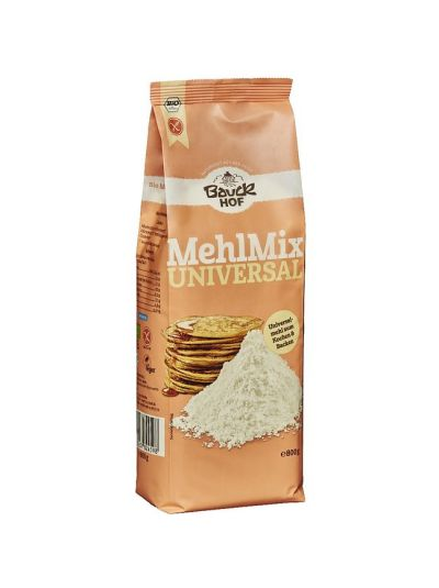 Bauckhof Bio Mehl-Mix Universal, glutenfrei 800g