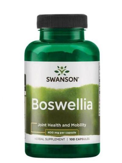 Swanson Boswellia Weihrauch 400mg 100 caps