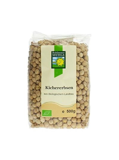 Bohlsener Mühle Kichererbsen BIO 500g