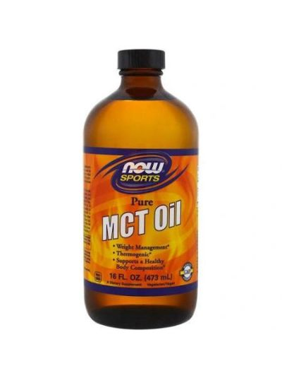 Now Foods 100% REINES MCT-ÖL 473 ML
