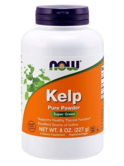 Now Foods Bio-Kelp, reines Pulver 227 g