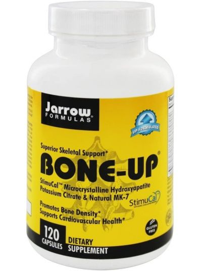 Jarrow Formulas Bone-Up, Premium Calcium-Formel 120 Kapseln