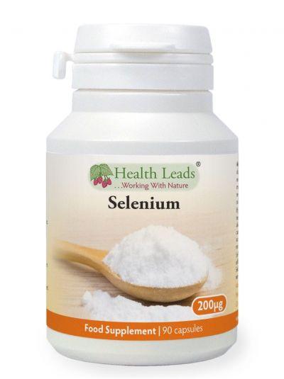 Health Leads Selenit 200 mcg 90 Kapseln