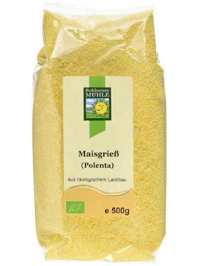 Bohlsener Mühle Maisgriess (Polenta) BIO 500 g