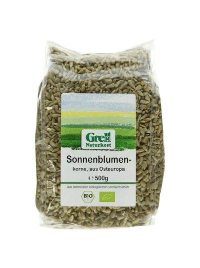 GRELL NATURKOST SONNENBLUMENKERNE BIO 500 g
