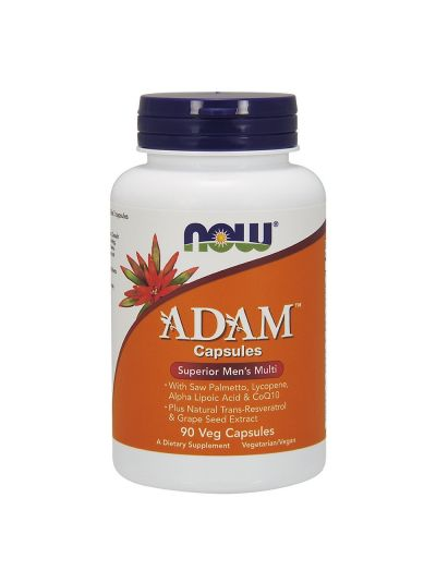 Now Foods ADAM Superior Men's Multi 100 Veg Kapseln