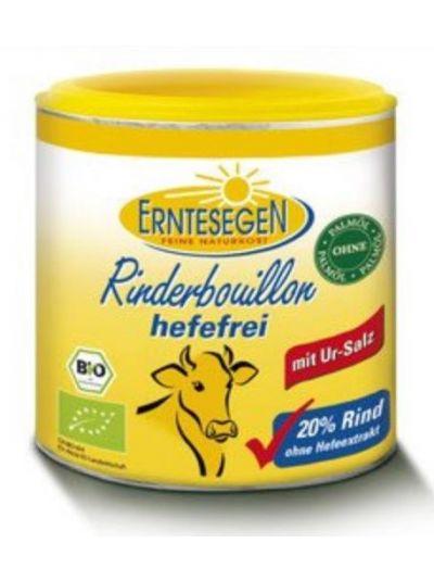 ERNTESEGEN NATURKOST Rinder-BRÜHE (HEFE-FREI) 120G