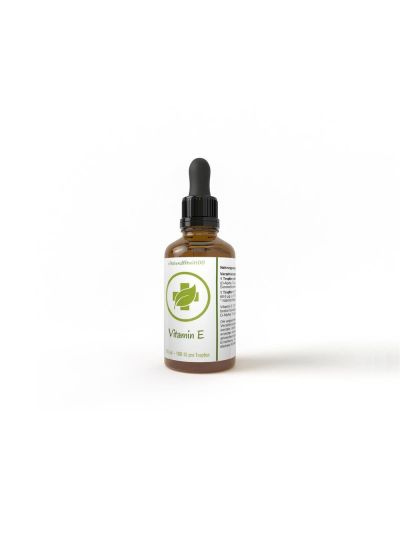 Vitalundfitmit100 Vitamin E 100 IE pro Tropfen 30 ml
