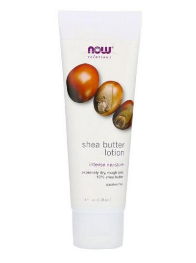 Now Foods Sheabutter Lotion 118 ml