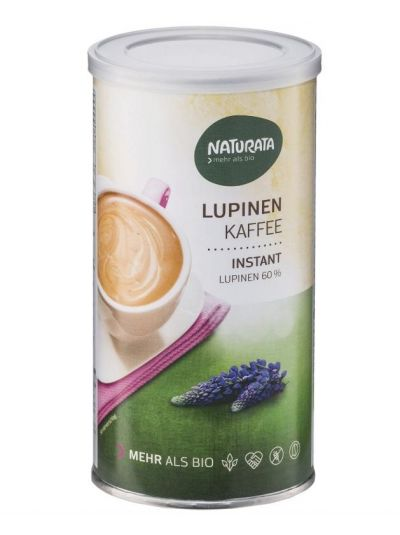 NATURATA LUPINENKAFFEE INSTANT DOSE 100 G