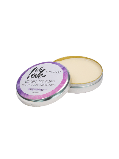 WE LOVE THE PLANET Natürliche Deocreme Lovely Lavender