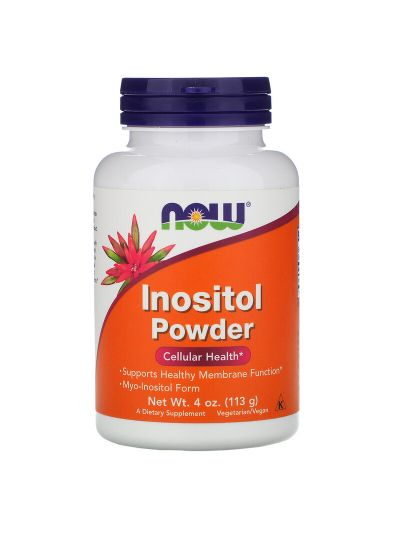 Now Foods Inositpulver 113 g