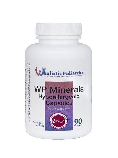 Kirkman Labs WP Mineralien hypoallergen 90 Kapseln